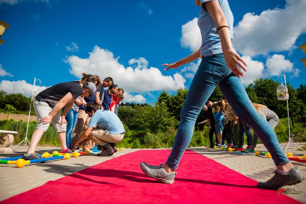 Team Building WKFS - Cheile Turzii & Wonderland - Cluj Napoca